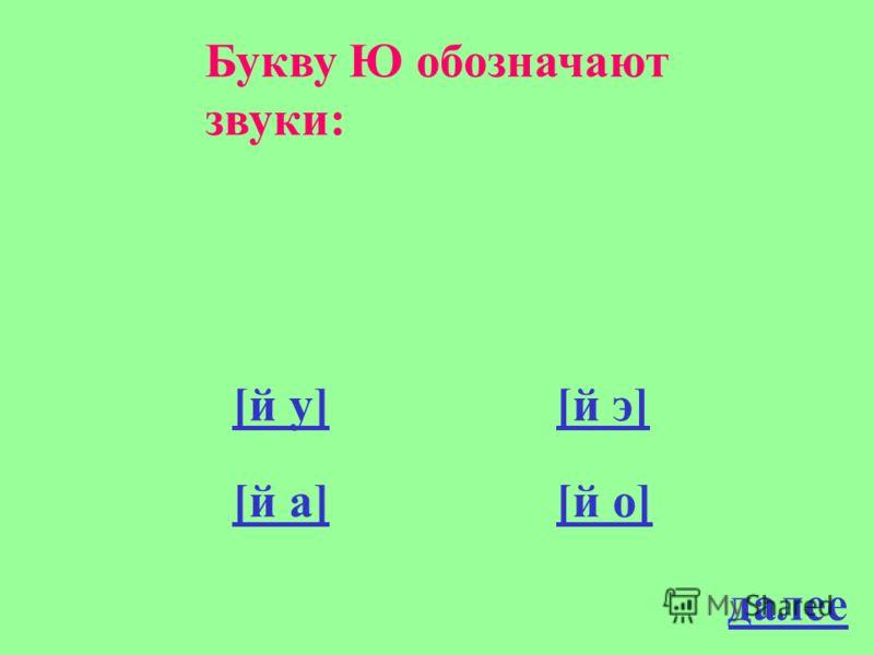Ь и Ъ – это… Согласный звук Гласный звук Знак далее