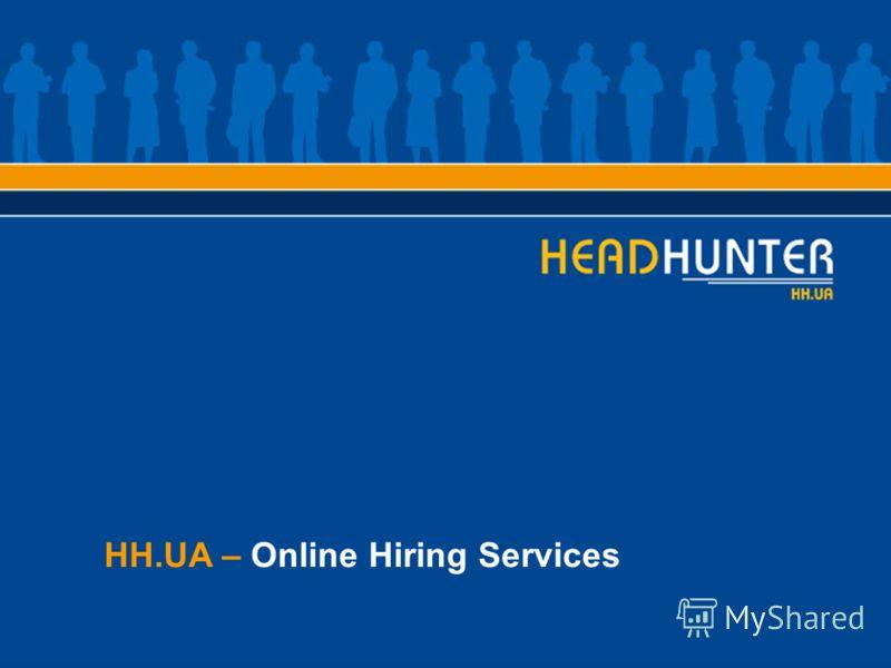 HH.UA – Online Hiring Services