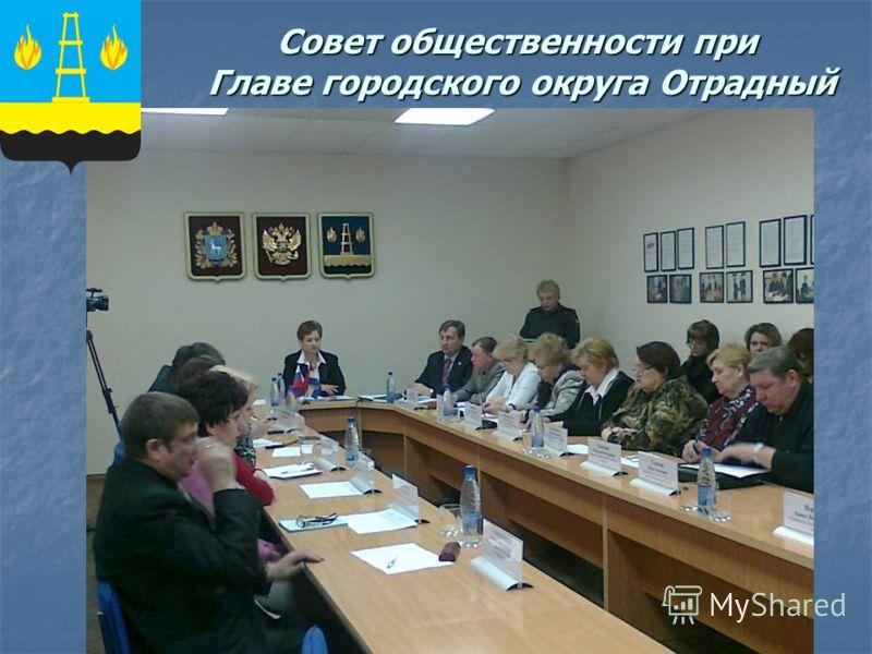 Совет общественности при Главе городского округа Отрадный