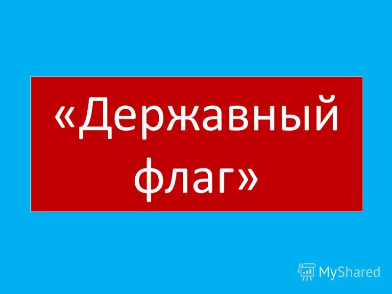 «Державный флаг»