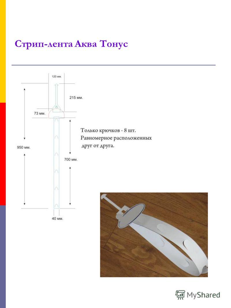 Стрип-лента Аква Тонус