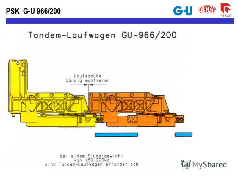 PSK G-U 966/200