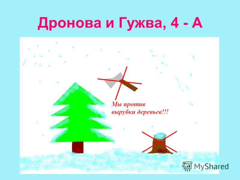 Дронова и Гужва, 4 - А