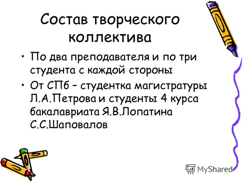 Осенью 2010 г. Научный фонд НИУ-ВШЭ В рамках конкурса «Учитель-ученики» поддержал проект Сравнительный анализ взаимодействия государства, бизнеса и гражданского общества в процессе становления и развития публичной сферы двух регионов (Санкт-Петербург