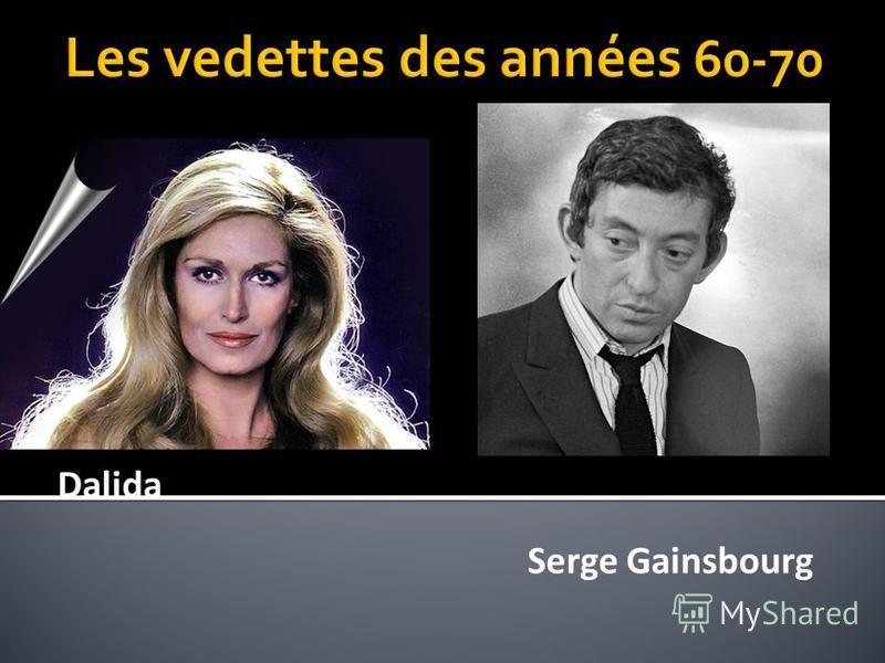 Dalida Serge Gainsbourg