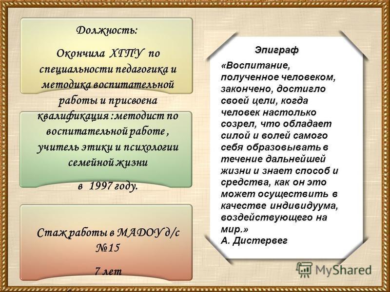Творческий отчет воспитателя МАДОУ д/с 15 Цуприк ЖанныНиколаевны Вставить фото
