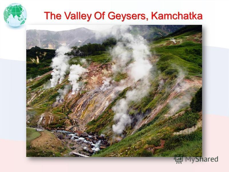 The Valley Of Geysers, Kamchatka