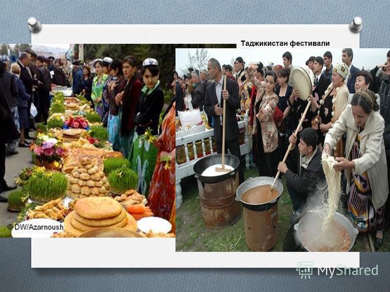 Таджикистан фестивали