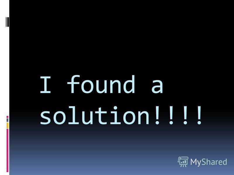 I found a solution!!!!