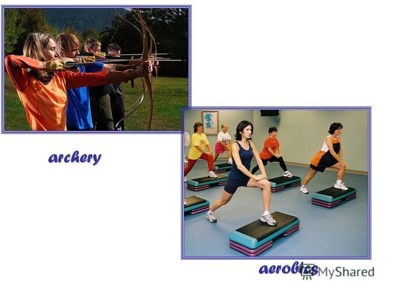 archery aerobics