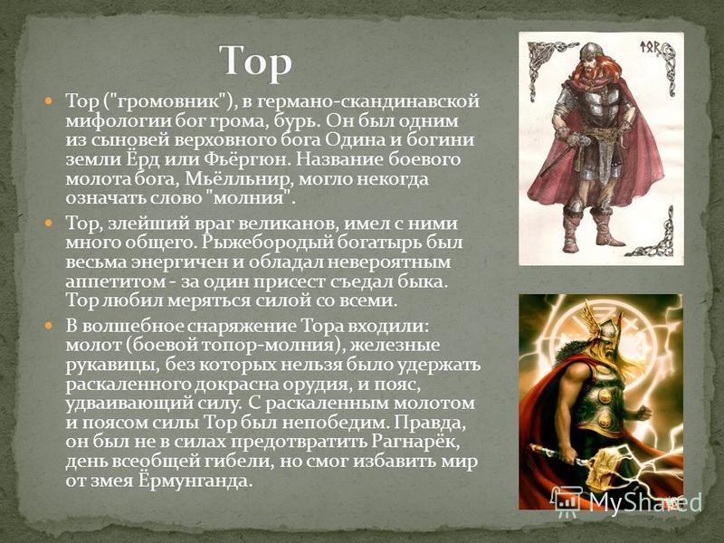 Тор (