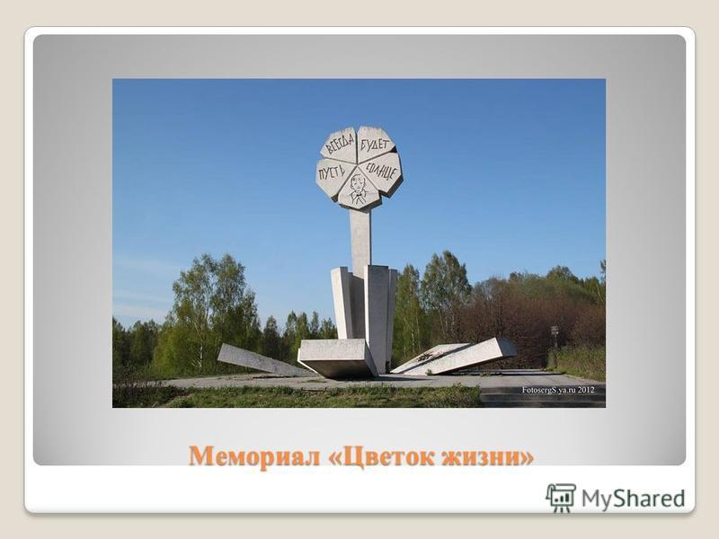 Мемориал «Цветок жизни»