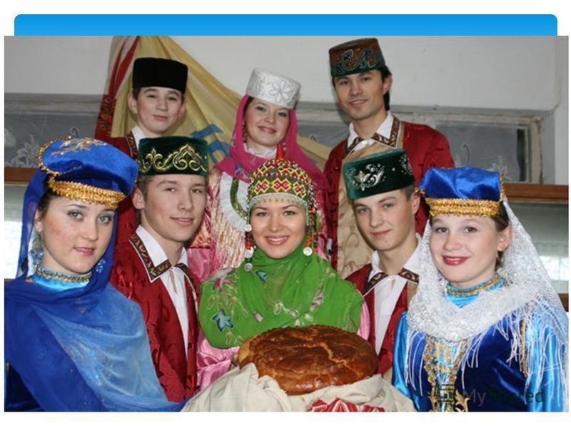 Живут здесь крымские народы Большой и дружною семьей.