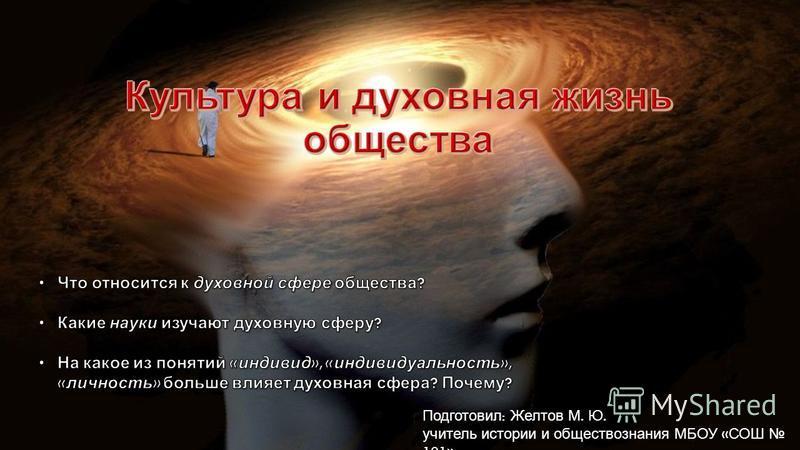 Подготовил : Желтов М. Ю. учитель истории и обществознания МБОУ « СОШ 101»