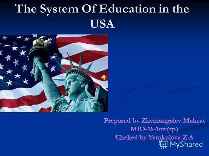 in the usa educational system school Massachusetts reform school at westboro opens, where children who have refused to attend public schools are sent this begins a long tradition of reform schools, which combine the education and juvenile justice systems.