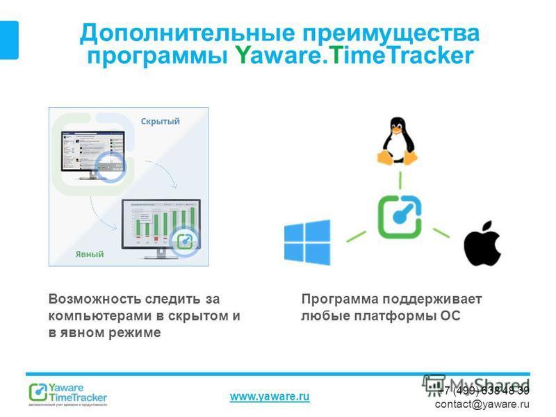 программа для слежения за компьютерами сотрудников