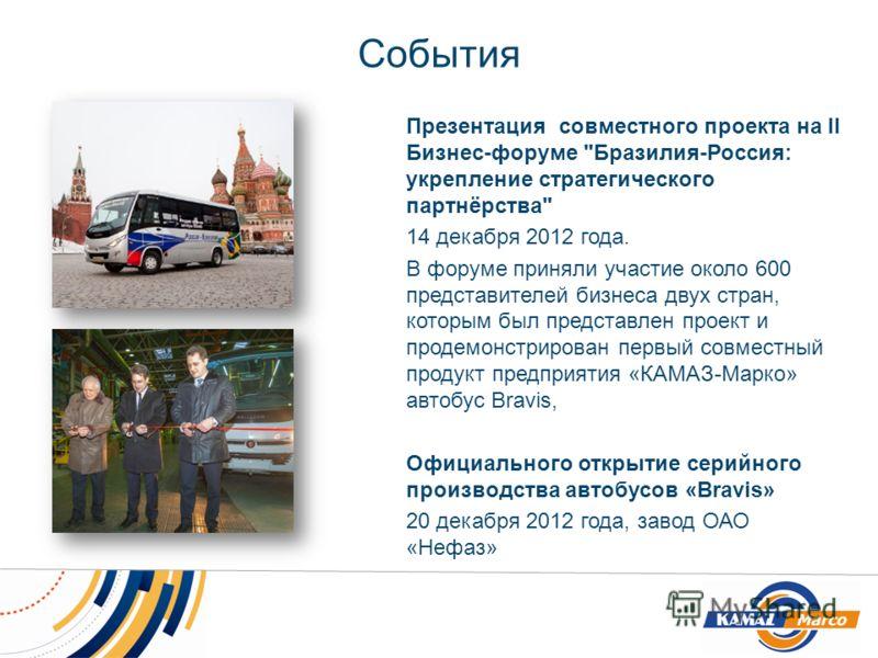 События Презентация совместного проекта на II Бизнес-форуме