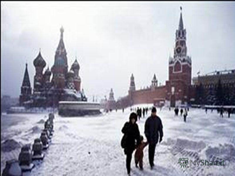 Новый Год в России и в Польше