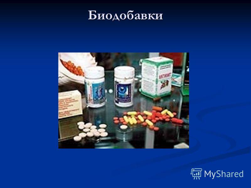 Биодобавки