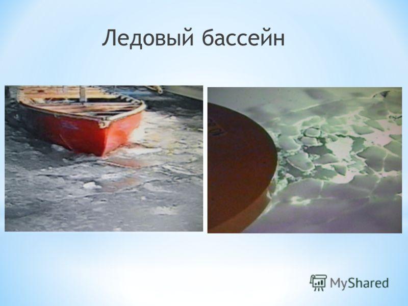 Ледовый бассейн