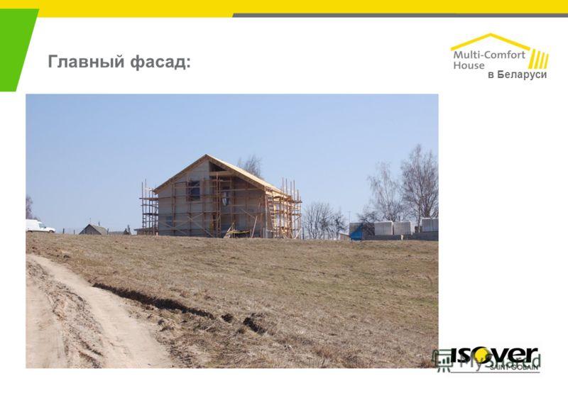 Главный фасад: в Беларуси