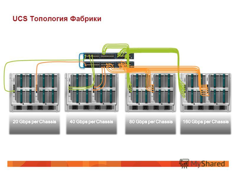 UCS Топология Фабрики