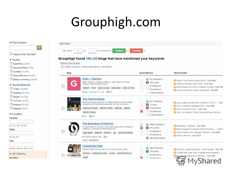Grouphigh.com