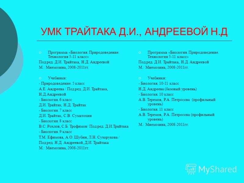 Воронеж учебник природоведение 5 класс андреева б\у