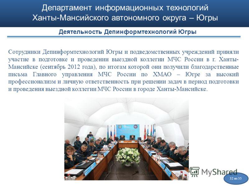 Правительство Ханты-Мансийского автономного округа – Югры