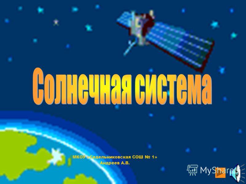МКОУ «Седельниковская СОШ 1» Андреев А.В.