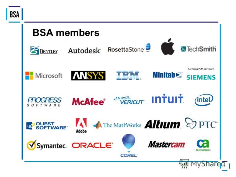 BSA members 4