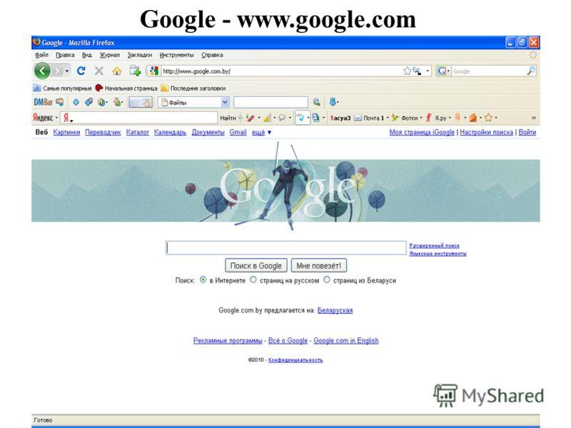 57 Google - www.google.com