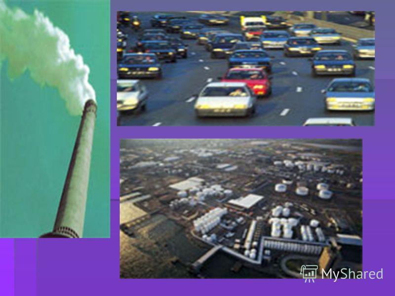 Предмети забруднення довкілля