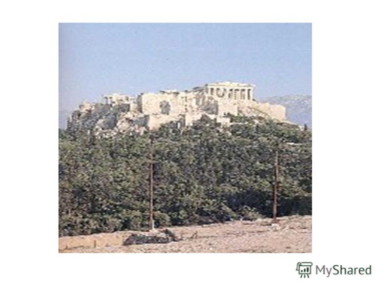 Тема архитектура древней греции
