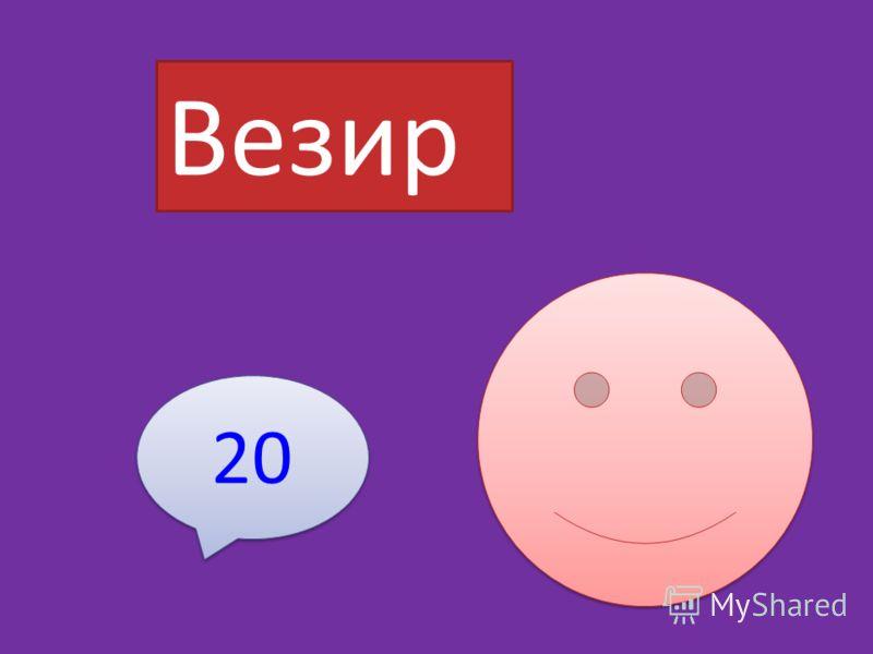 Везир 20