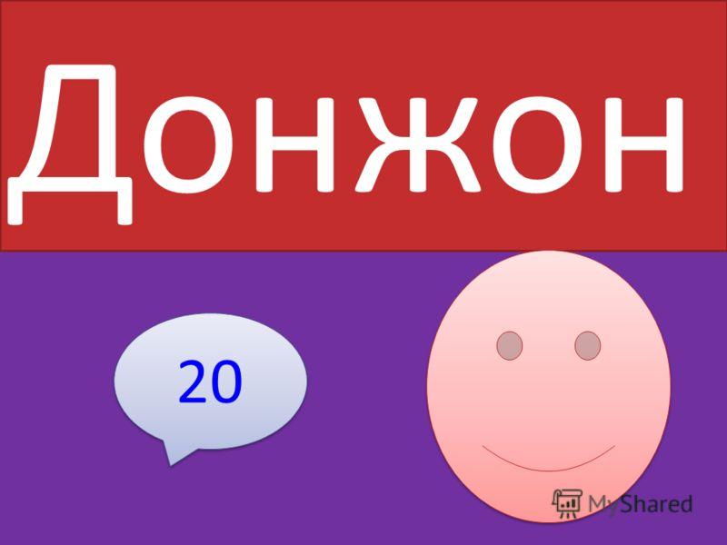 Донжон 20