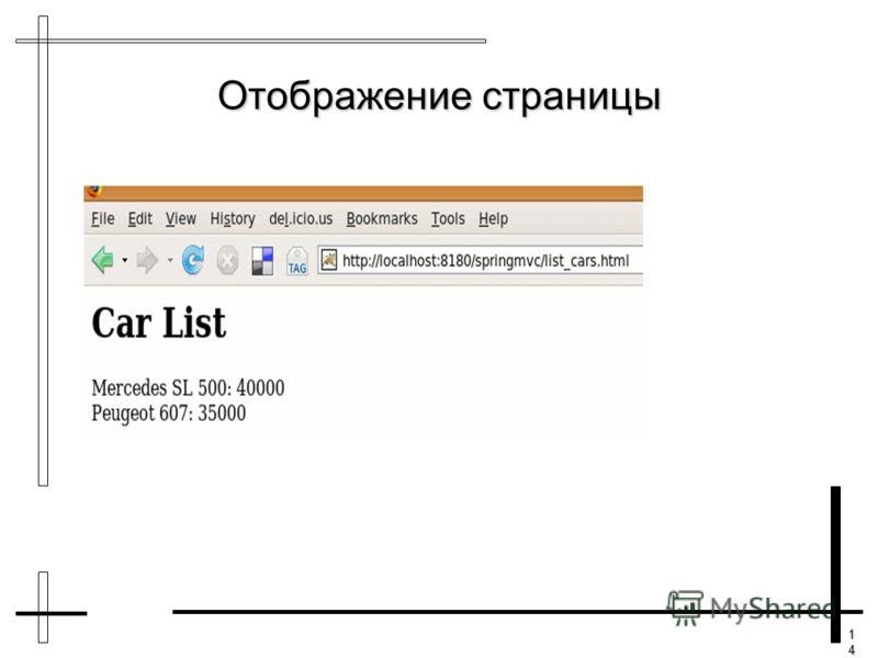 14141414 Отображение страницы