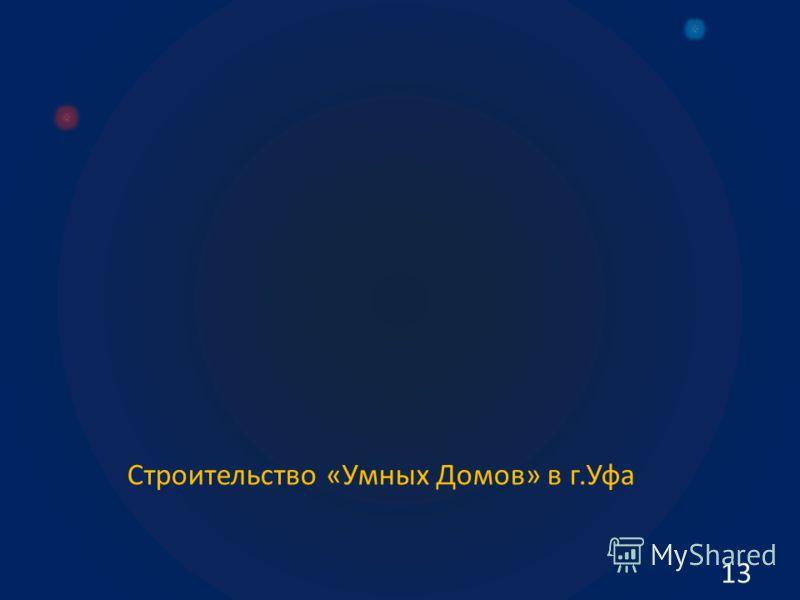 13 Строительство «Умных Домов» в г.Уфа