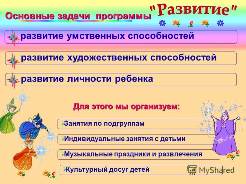 В ДОУ реализуется программа Автор Л.А.Венгер