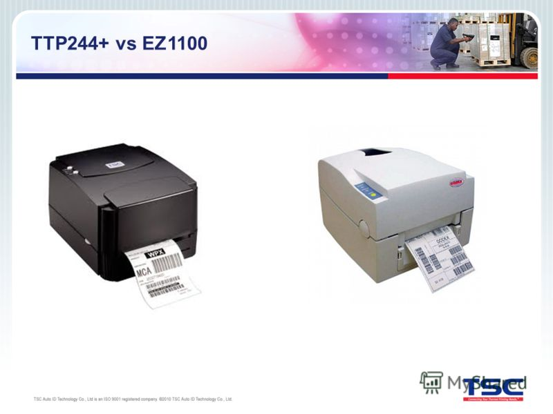 TTP244+ vs EZ1100