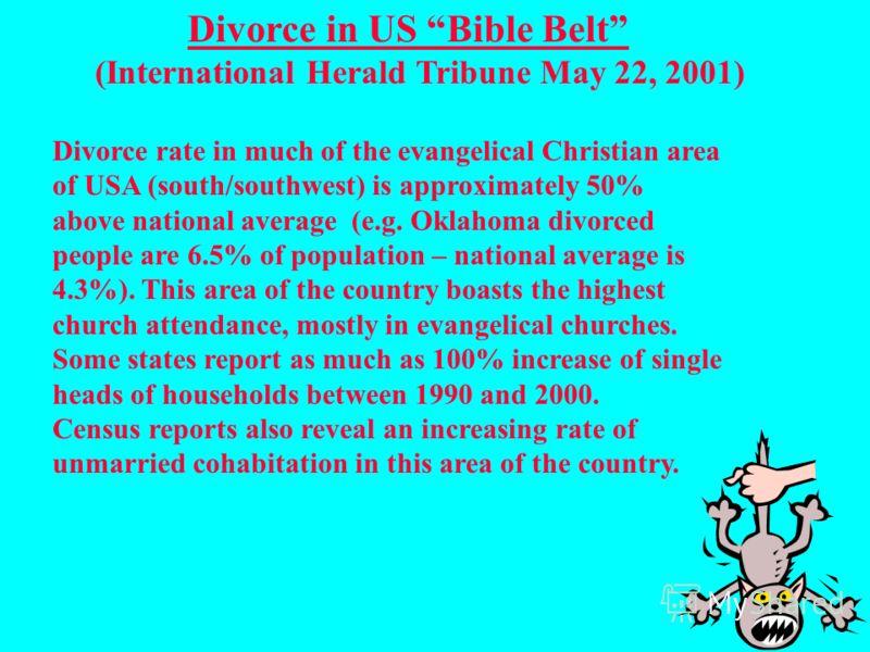Существует связь между высоким уровнем разводов и низким уровнем или отсутствием отчетности в выборе партнера: Россия, Швеция, Финляндия, Дания, Англия и США - мировые лидеры по количеству разводов.