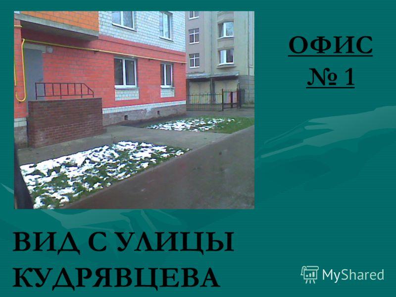 ВИД С УЛИЦЫ КУДРЯВЦЕВА ОФИС 1