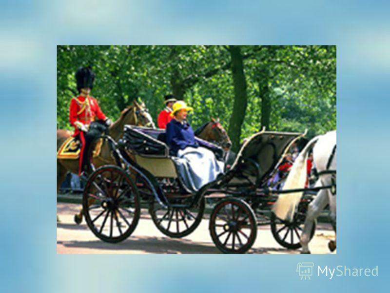 Елизавета II королева Великобрит ании