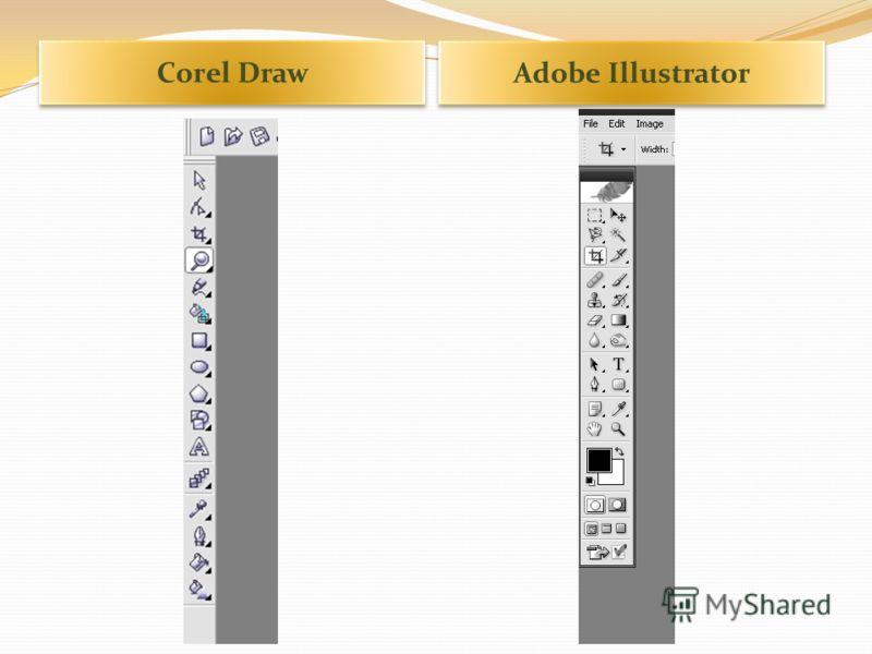 Corel Draw Adobe Illustrator