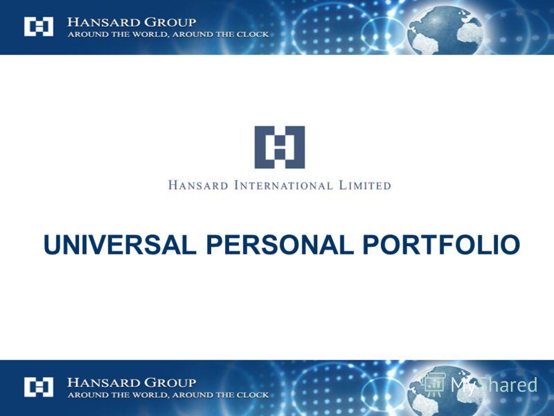 UNIVERSAL PERSONAL PORTFOLIO