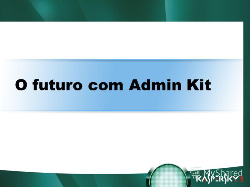 Встреча в верхах: нам покоряются любые высоты! O futuro com Admin Kit