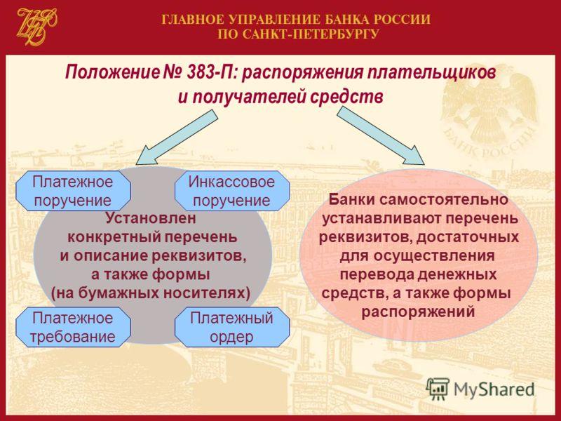 инструкция 383-п цб рф - фото 6
