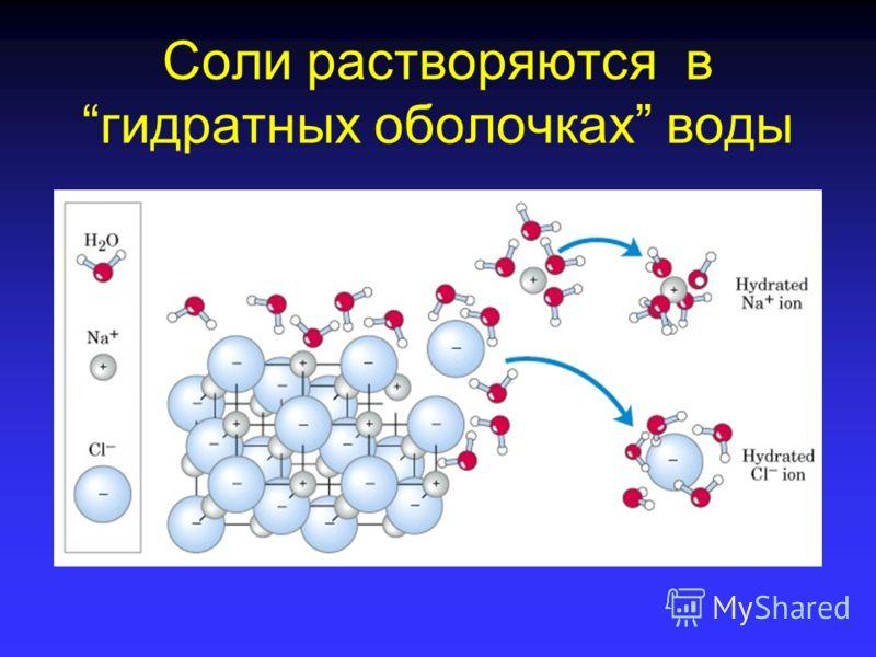 2. Электростатические взаимодействия. Ионные связи. Имеют 5-10% энергии углеродно- углеродной связи (20-40 и 350 кДж/моль) Имеют 5-10% энергии углеродно- углеродной связи (20-40 и 350 кДж/моль) Ионно-стабилизированные соединения (как NaCl) легко раст