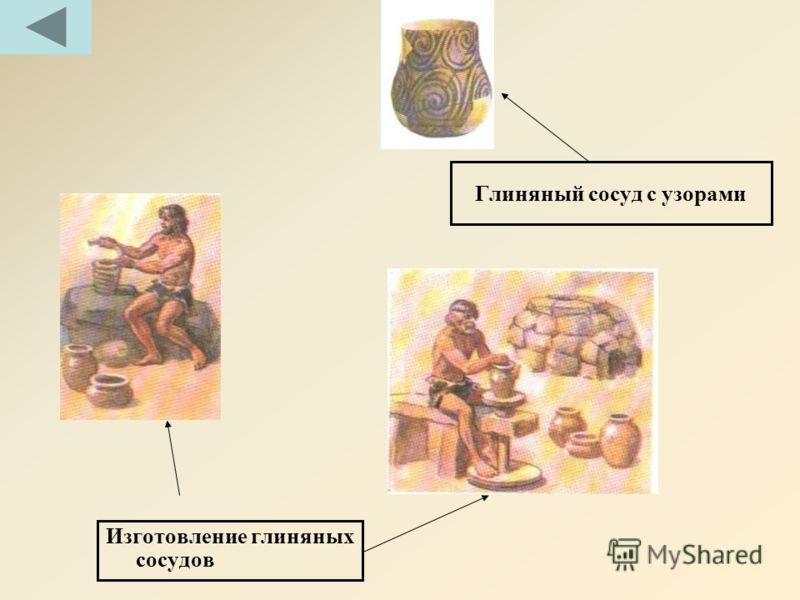 Глиняный сосуд с узорами Изготовление глиняных сосудов