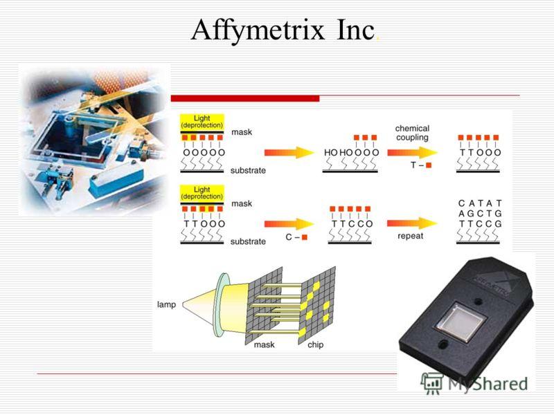 Affymetrix Inc.